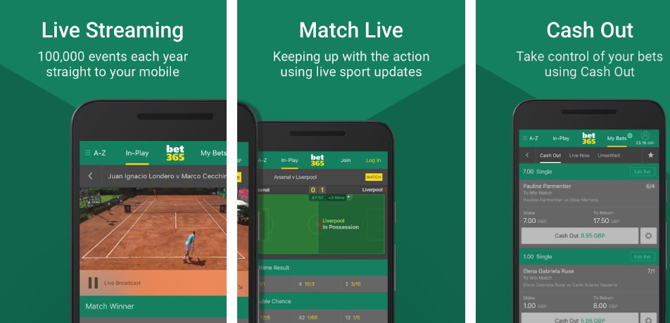 Bet365 apk download for Android