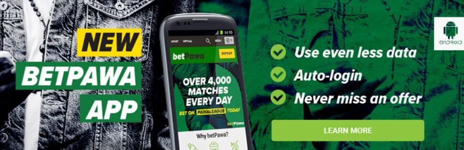 Betpawa app Ghana