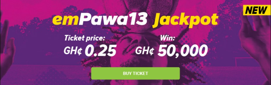 betPawa bonus jackpot 2020