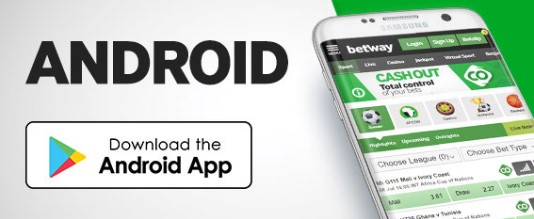 Betway Android app Ghana