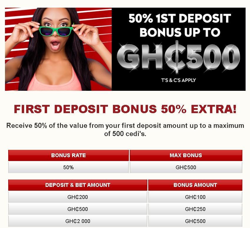 Supabets bonus first deposit