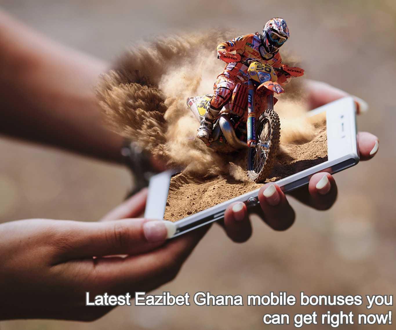 Latest Eazibet app bonuses
